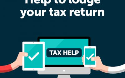 Tax Help 2018 at KNC
