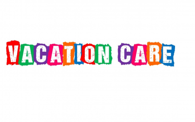 Vacation Care – January 2019