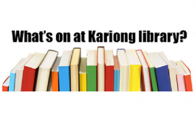 Kariong Library Mar 2019