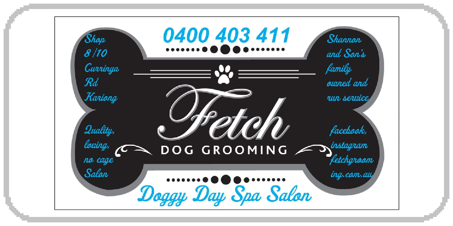 Fetch Dog Grooming