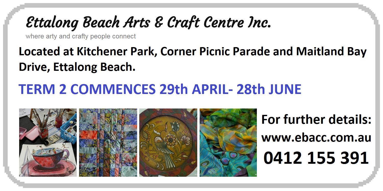 Ettalong Beach Arts & Craft Centre