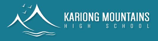 Kariong Mountains High School Dec 2019