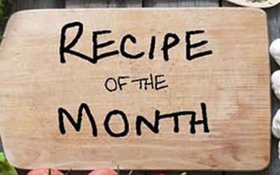 Recipe of the month July 2019