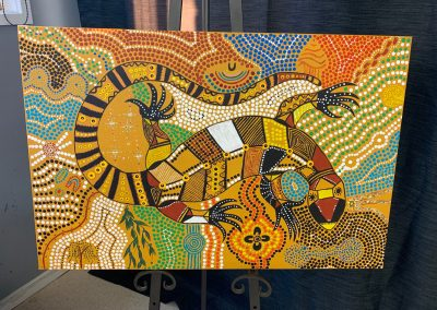 Aboriginal major work