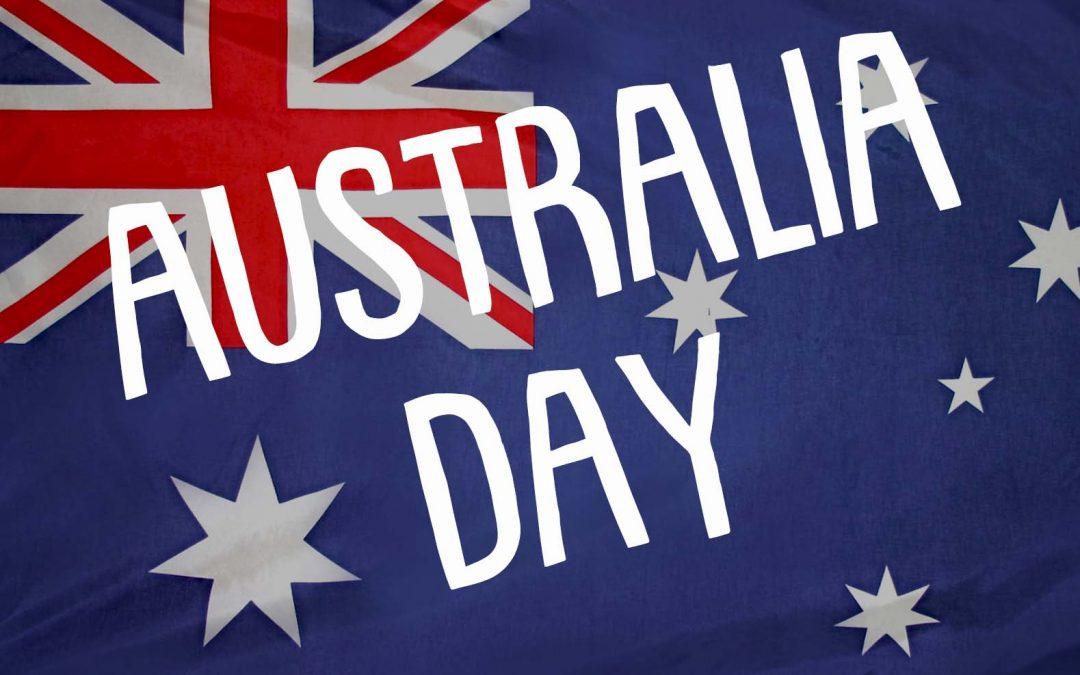 Thurs 23.1.20 – Excursion – Australia Day
