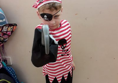 Jan 2020 - Pirates