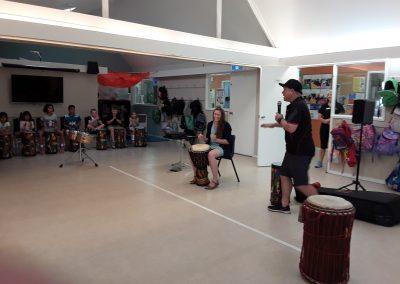 Jan 2020 - drumming