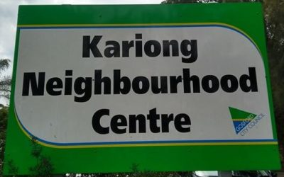 Welcome to all the Kariong Community for 2020!