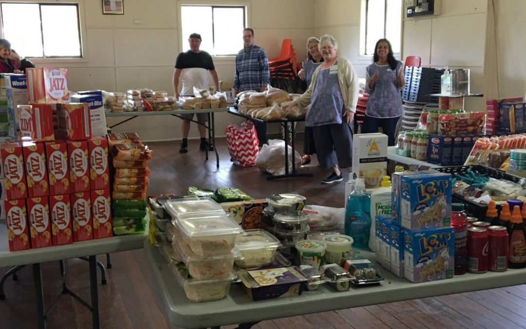 Sharing the Love – Food Relief Program at Somersby Hall